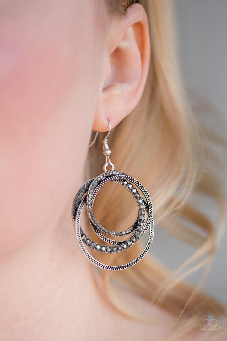 Elegantly Entangled Earrings $5 www.my-bling.com
