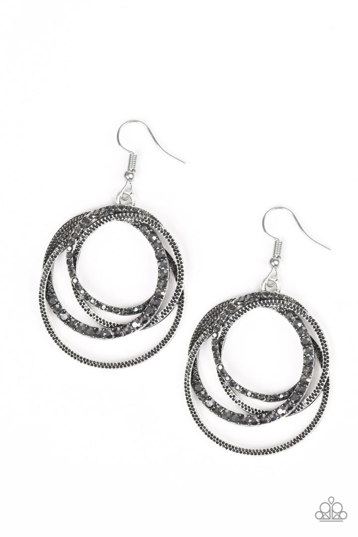 Elegantly Entangled Earrings $5.00 www.my-bling.com