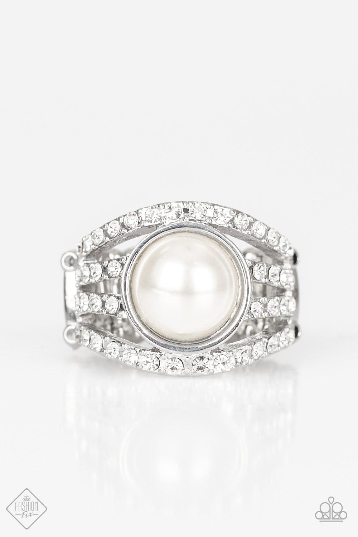 A Big Break Pearl Ring $5 www.my-bling.com