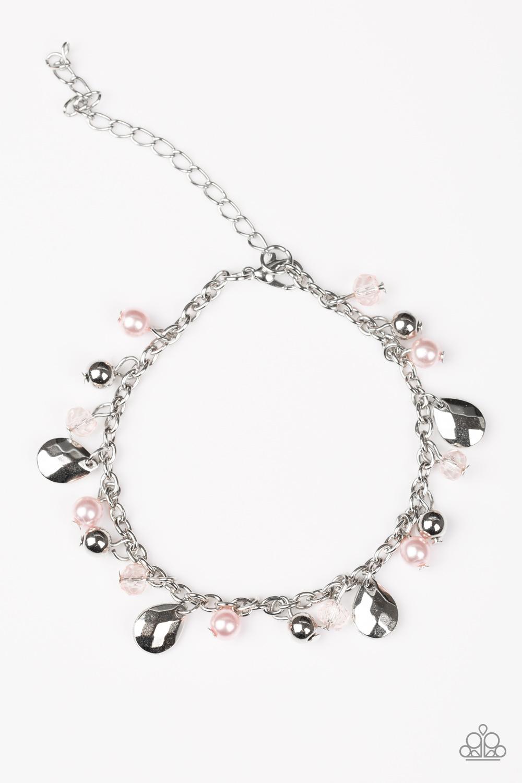 Modestly Midsummer Pink Bracelet $5 www.my-bling.com