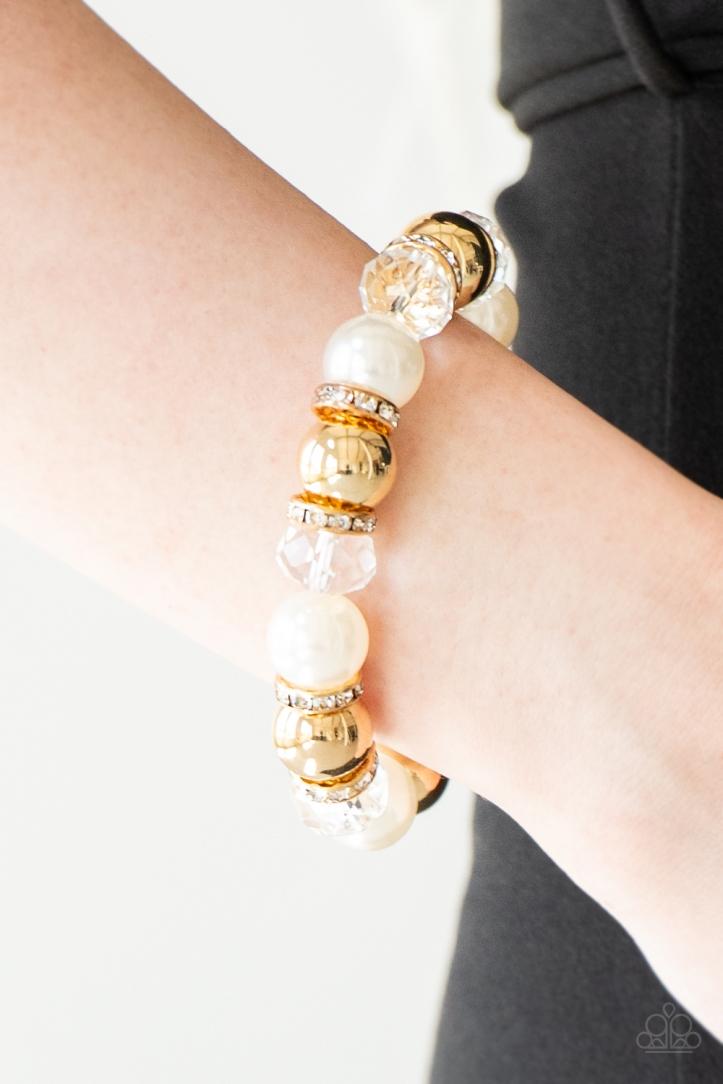 Camera Chic - White Bracelet $5.00 www.my-bling.com