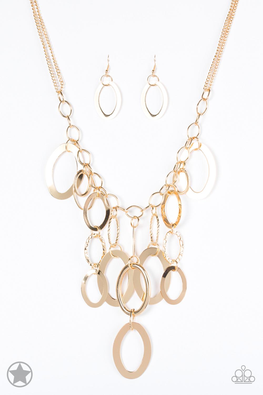 A Golden Spell Necklace $5 my-bling.com