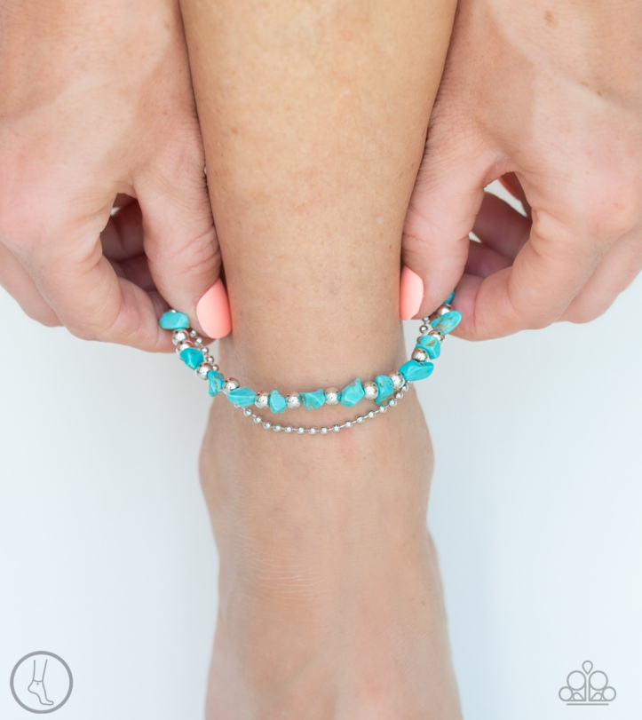 Beach Expedition Anklet $5